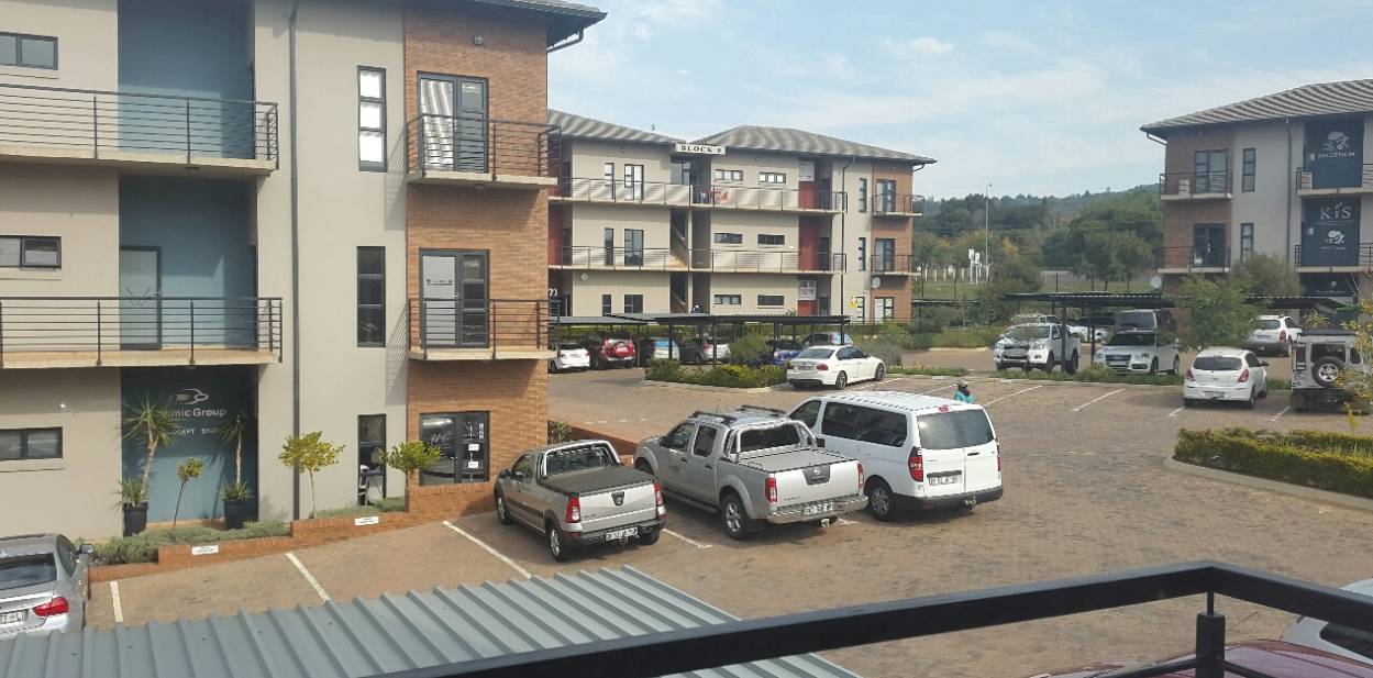 84m Pretoria East office