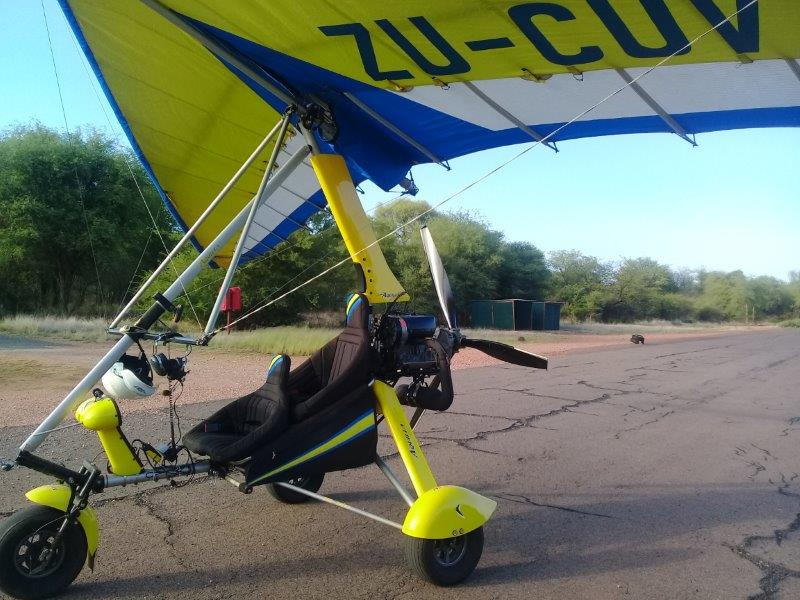 Microlight Aquilla 503 for sale