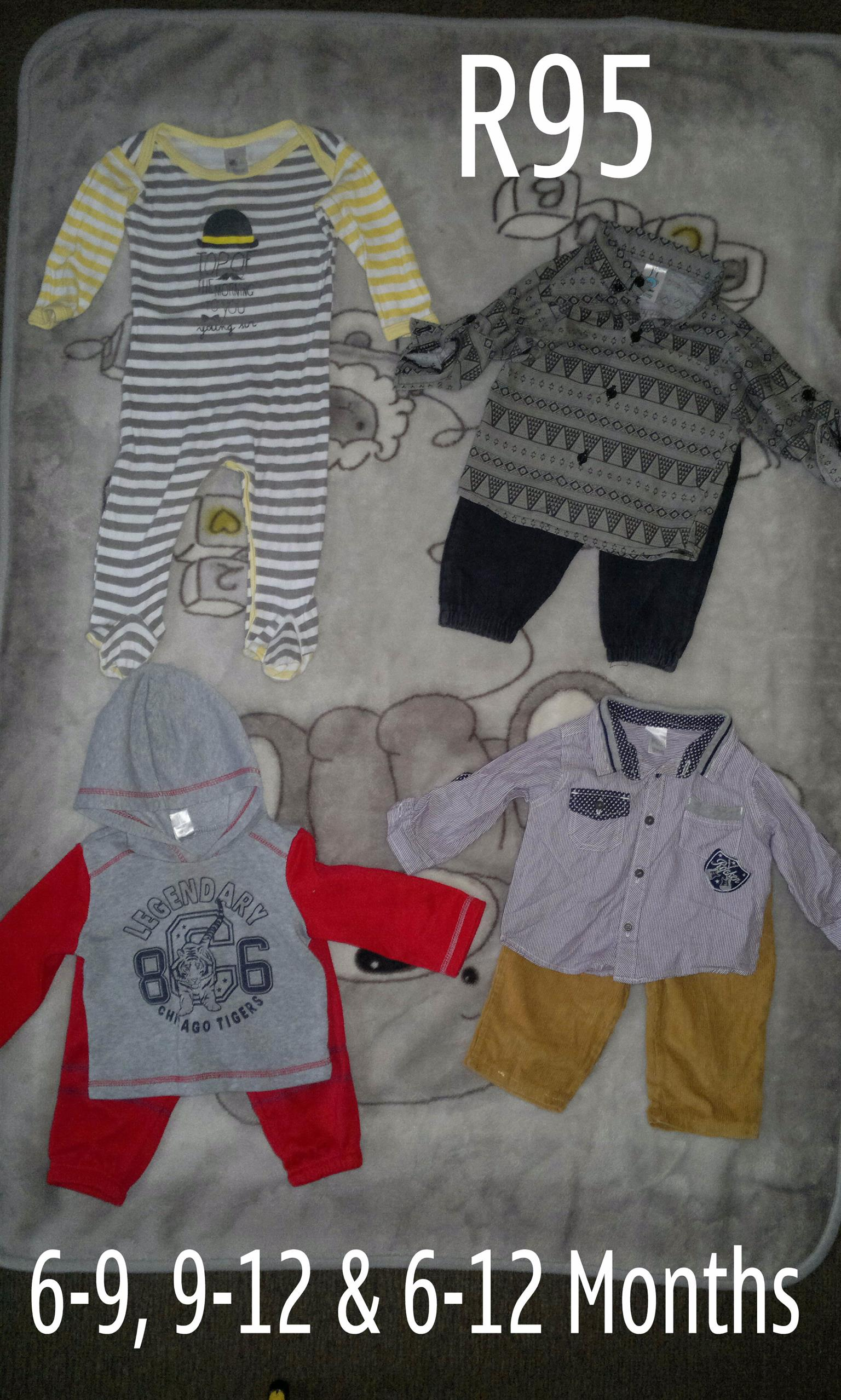 a5bb64489ff02 Baby Boy Clothes 6 12 Months – Rockwall Auction