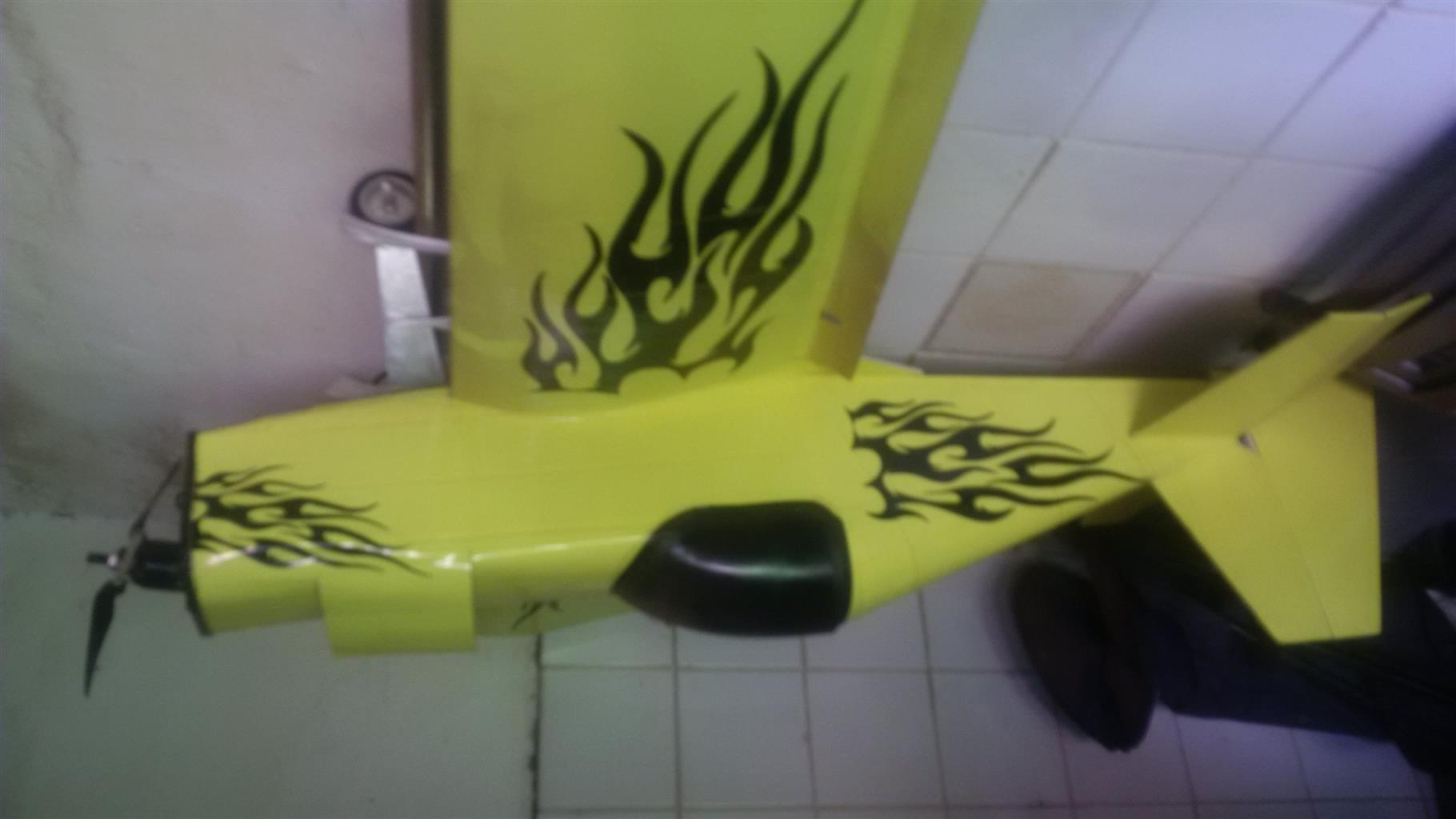 RC plane for sale make offer