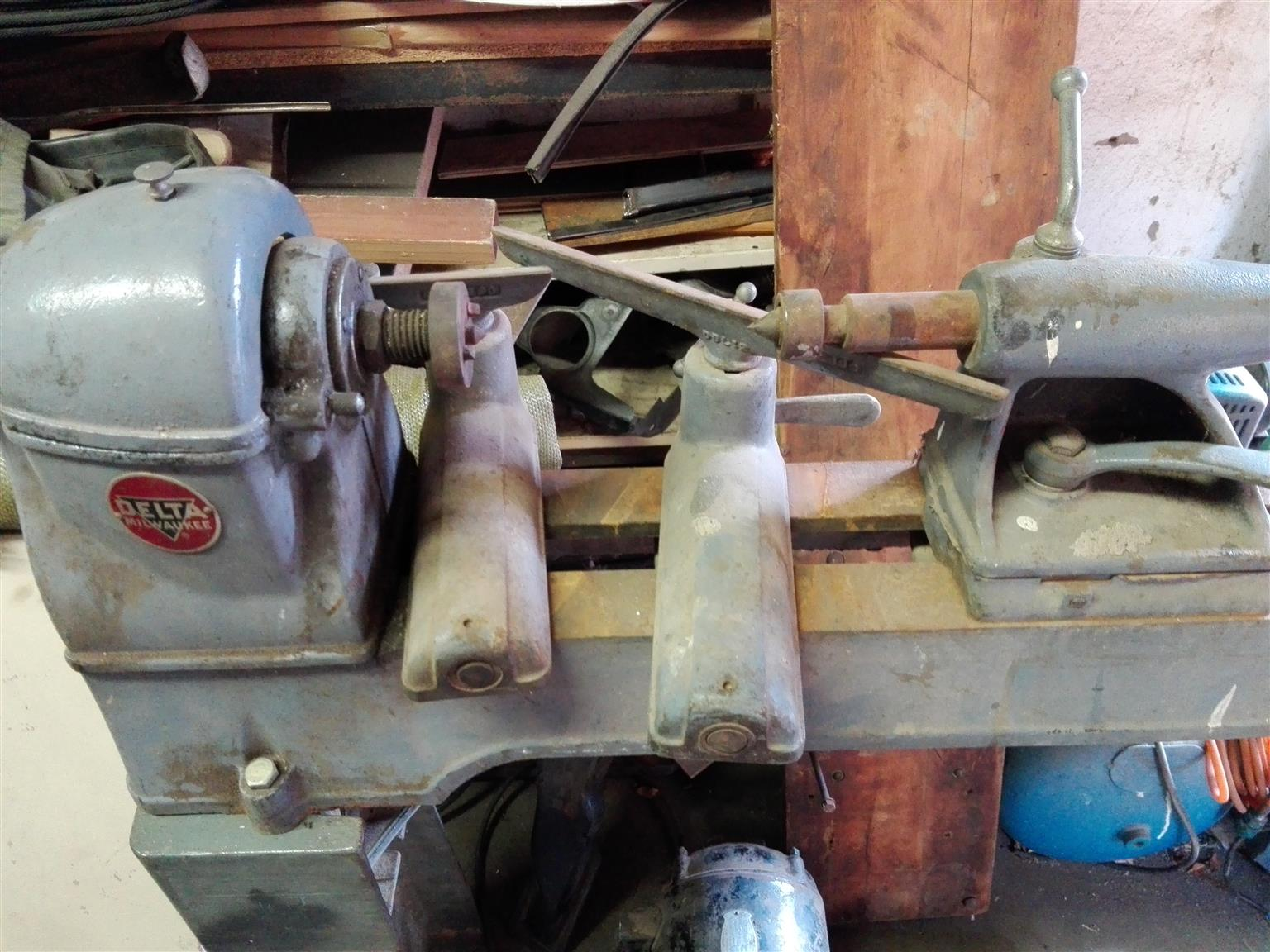 Lathe Collectable