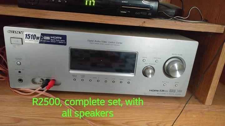 Sony amp