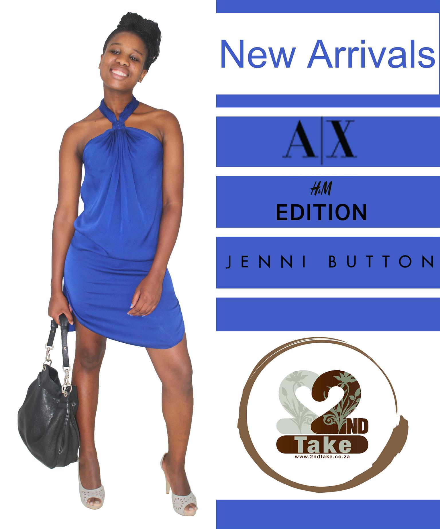 Prada, Mango and Zara fashion at discounted prices available at 2nd Take!