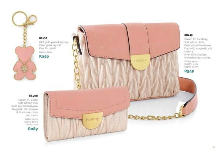 Handbag, Purse and Key Holder For Sale