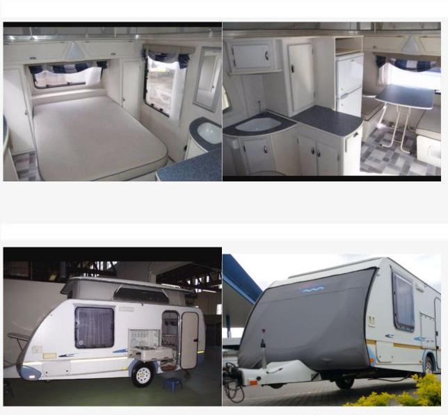 2006 Sprite Swing caravan