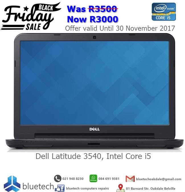 Dell Latitude 3540, Intel Core i5