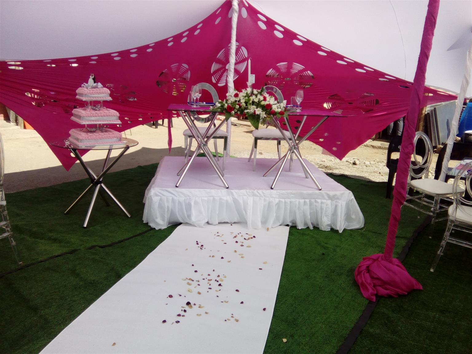 Wedding Decor And Catering Services Junk Mail