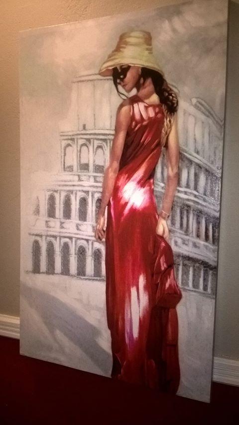 Canvas 100x600