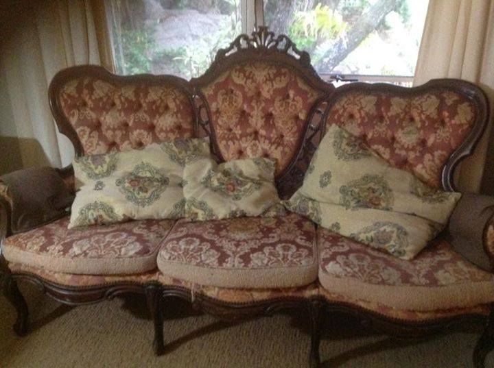 3 Seater Victorian couch