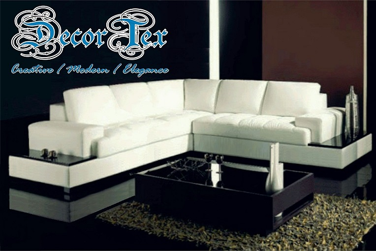 Atlantico Corner Lounge Suites DecorTex