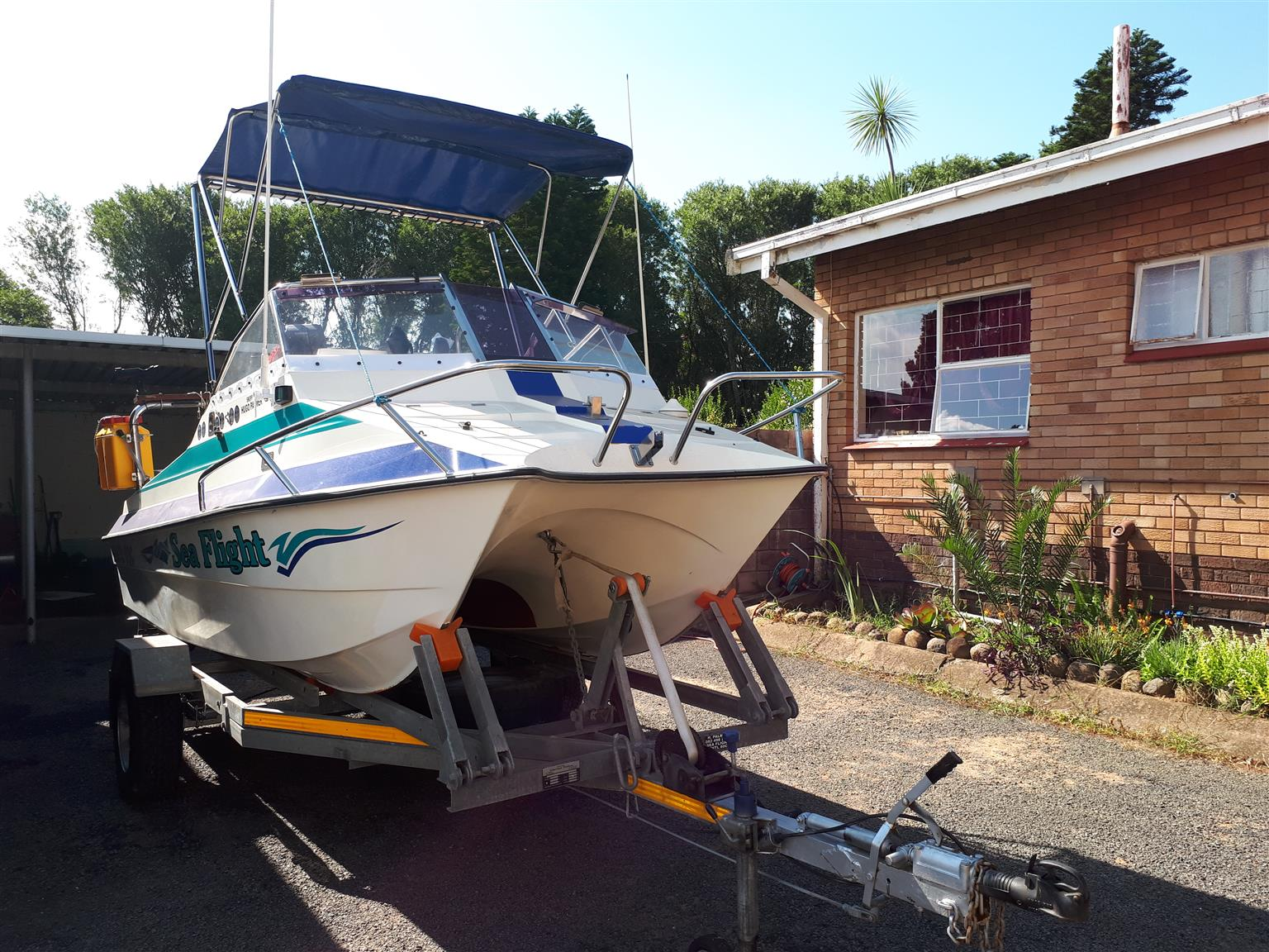 Boat for Sale 16ft Sea Flight Cat