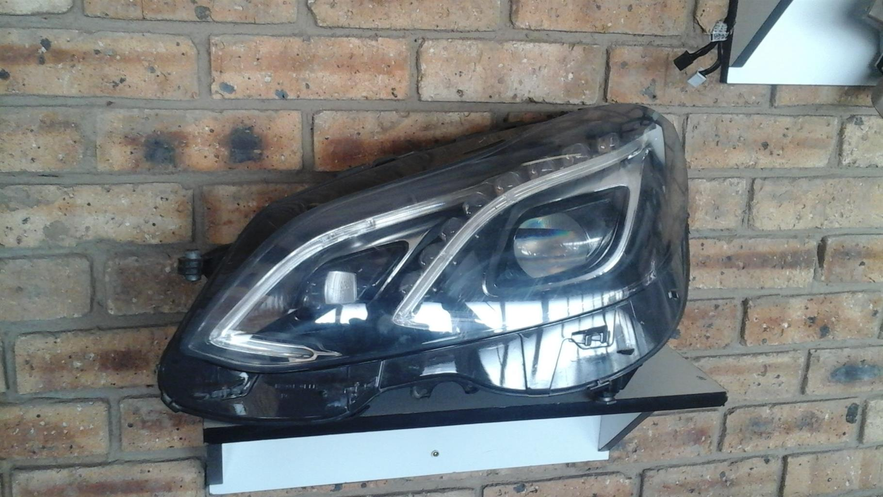 Mercedes Head Lights New & Used for sale