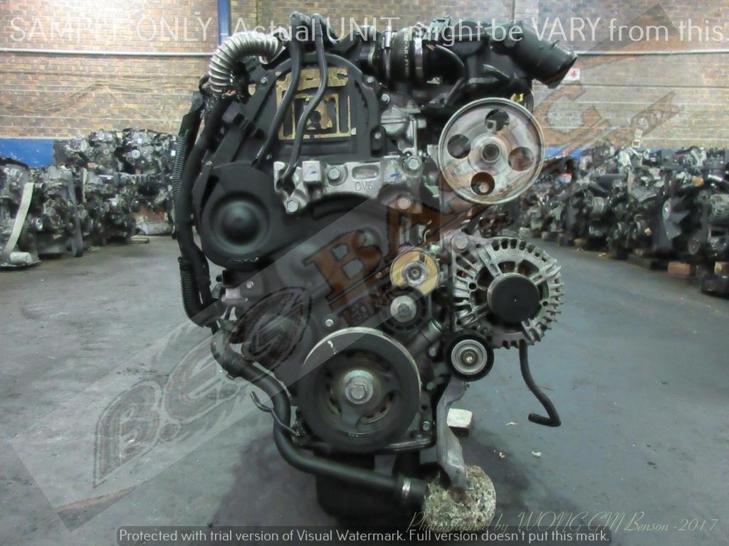 CITROEN BERLINGO -10JB79 -1.6 HDI 16V Engine