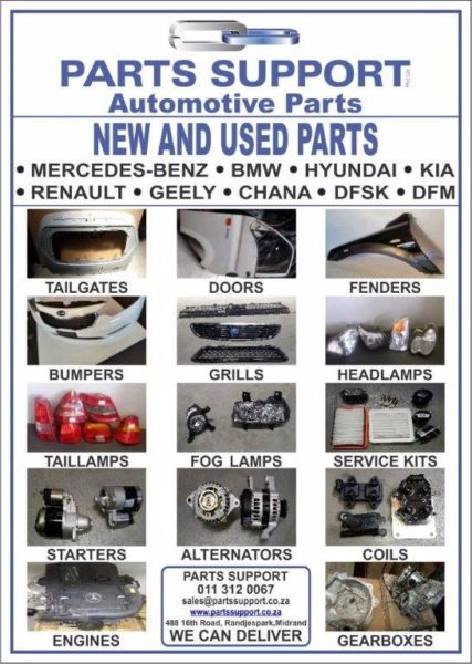 Spare Parts For Sale