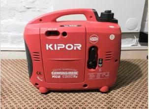 Kampeer Generator