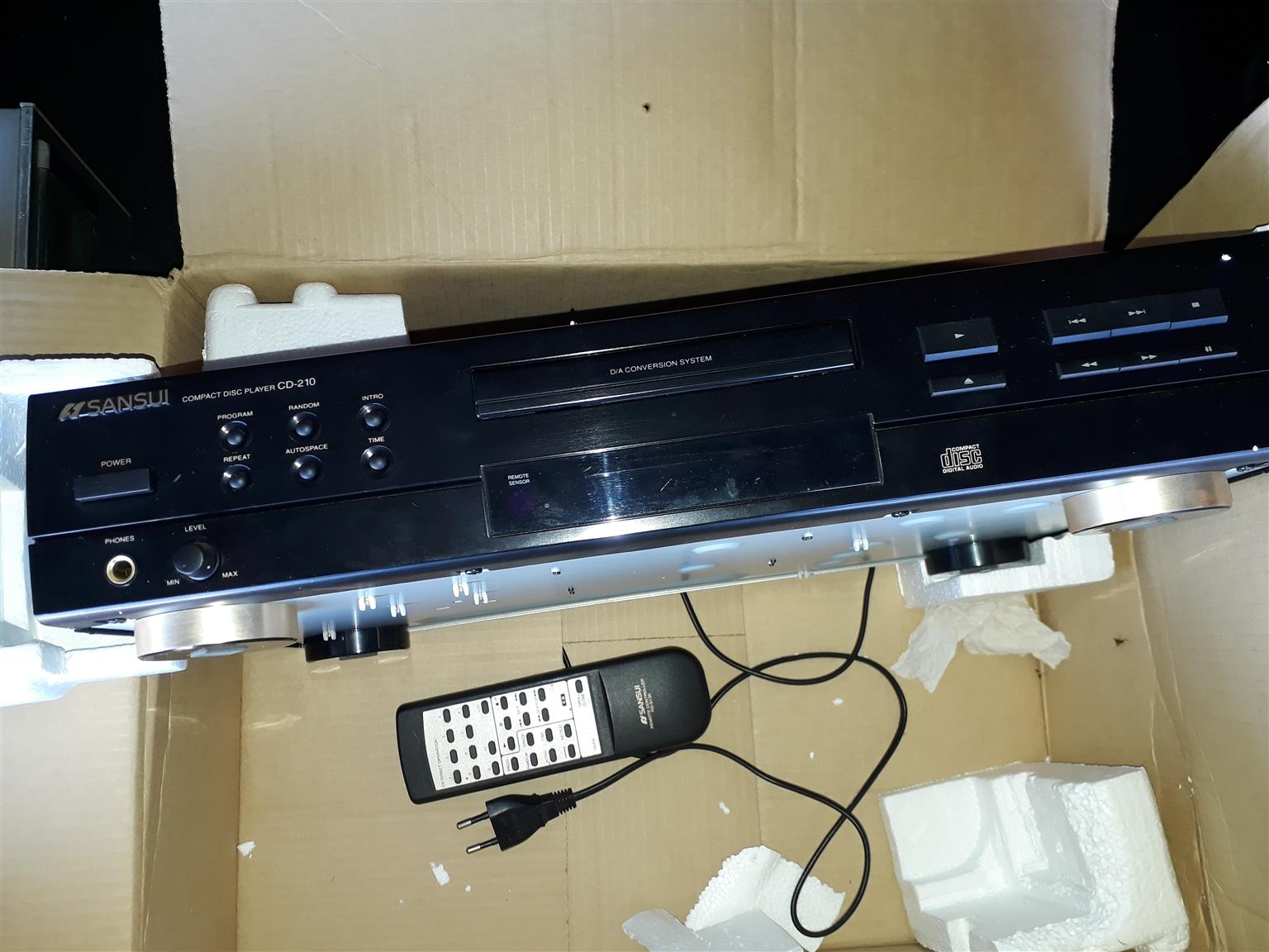 Sansui CD Player