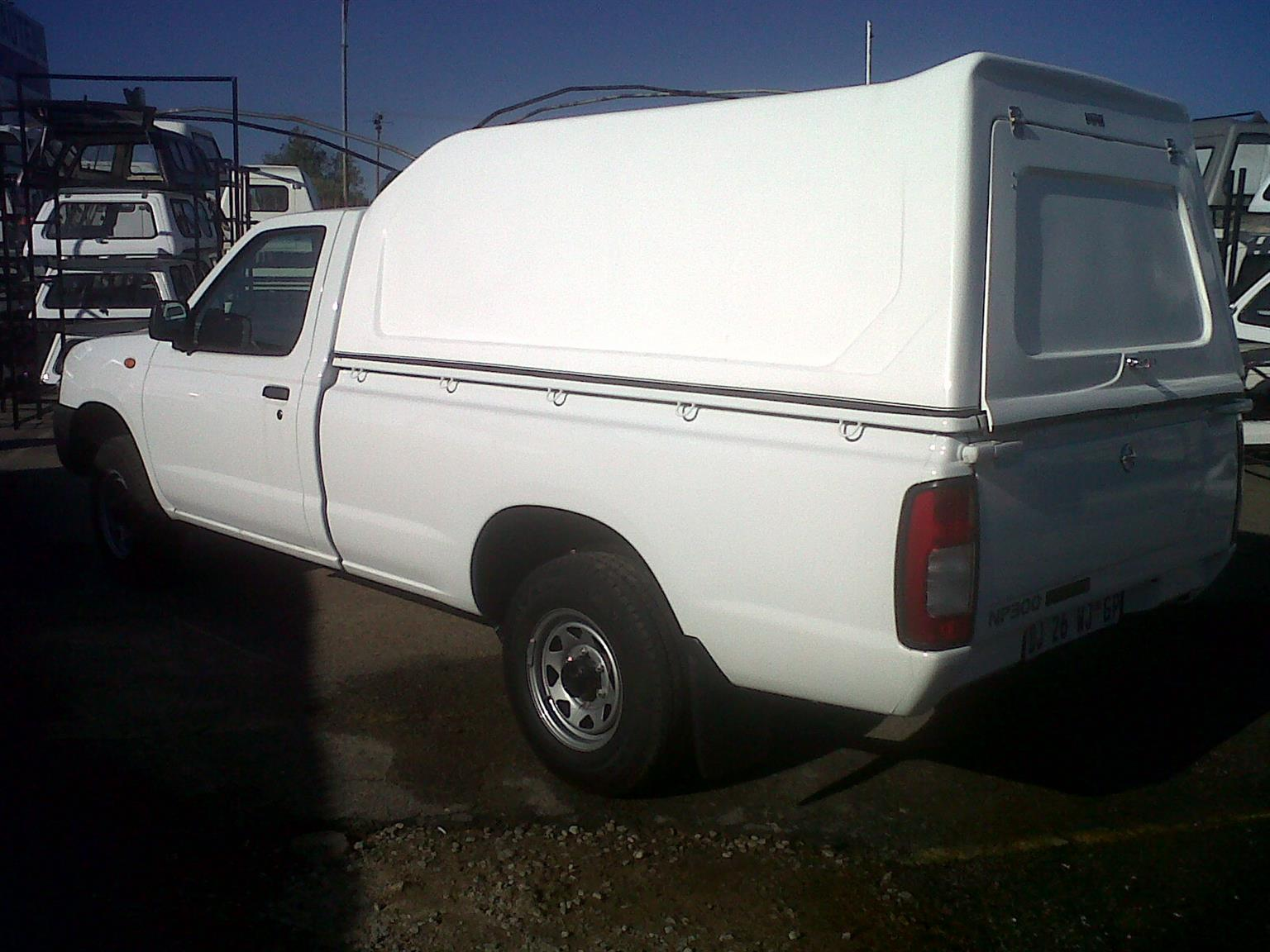 BRAND NEW GC NISSAN NP300 COMPLETE BLINDSIDE CANOPY FOR SALE!!!!!!