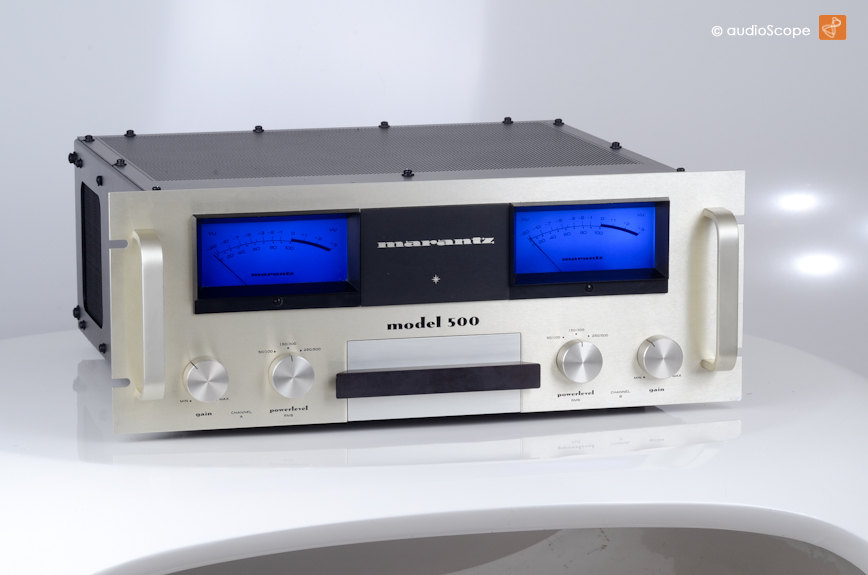 MARANTZ M500 STEREO POWER AMPLIFIER