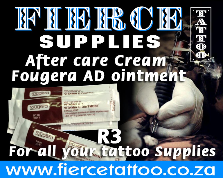 Tattoo Aftercare Ointment Fougera Ad Ointment Junk Mail