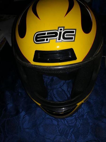 Epic helmet for sale