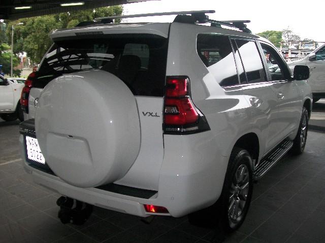 2018 Toyota Land Cruiser Prado Junk Mail