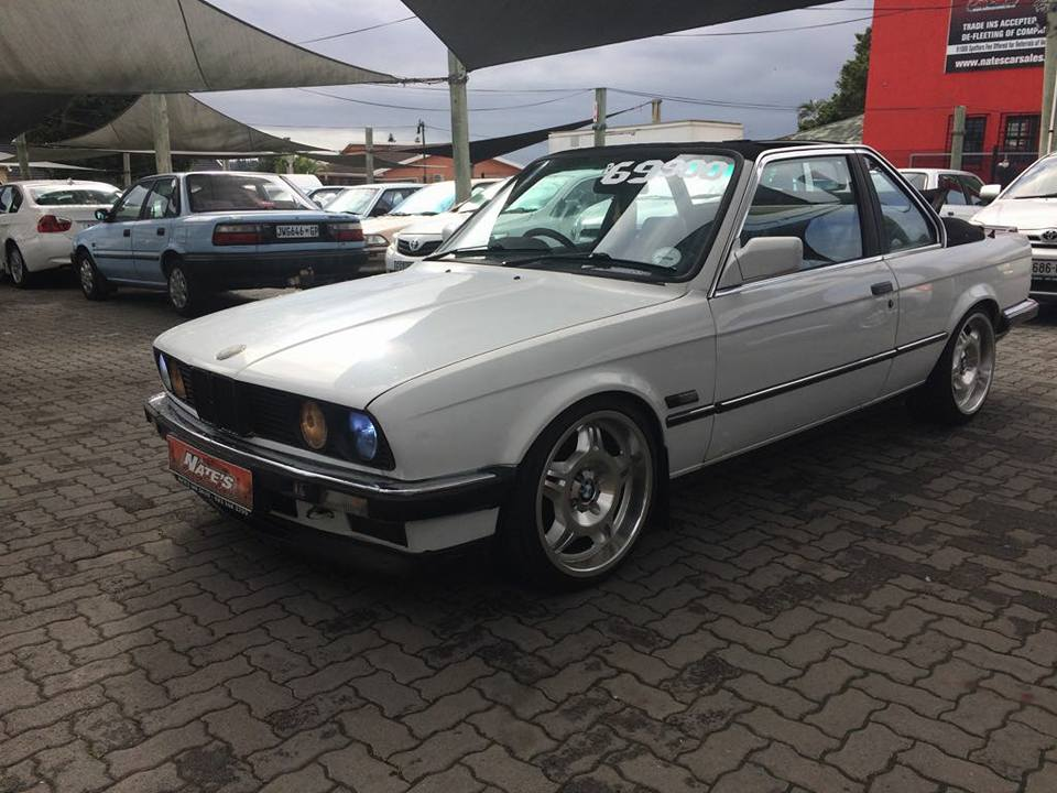1987 BMW 3 Series 325i | Junk Mail
