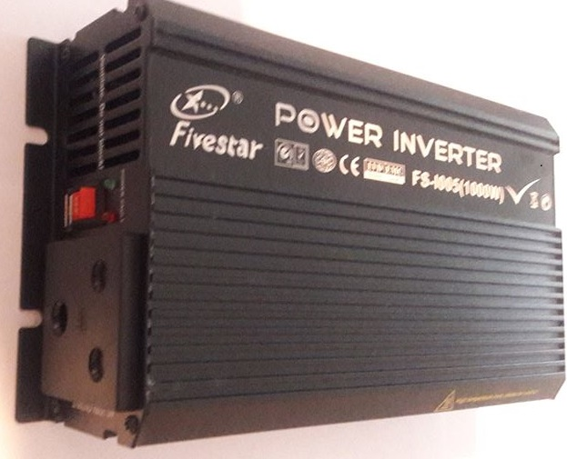 500W 12V PURE SINE WAVE INVERTER