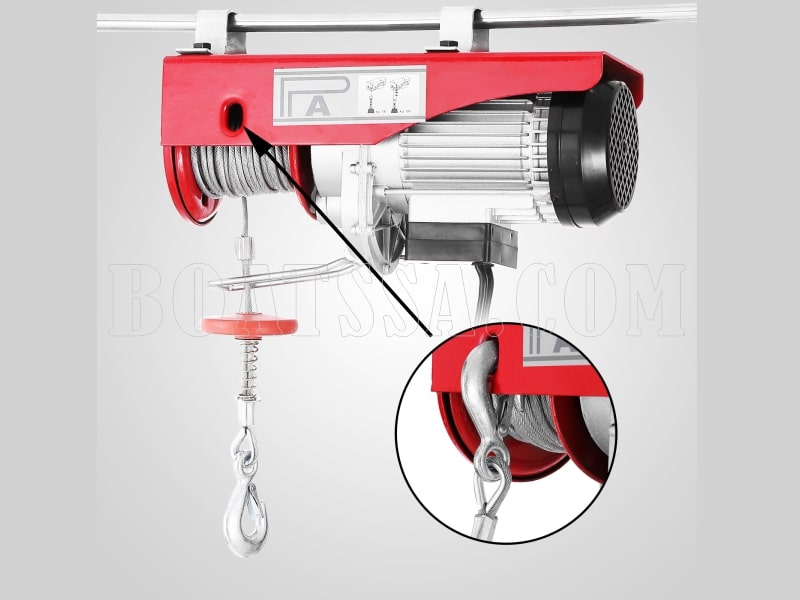 ELECTRIC CABLE HOIST EH600