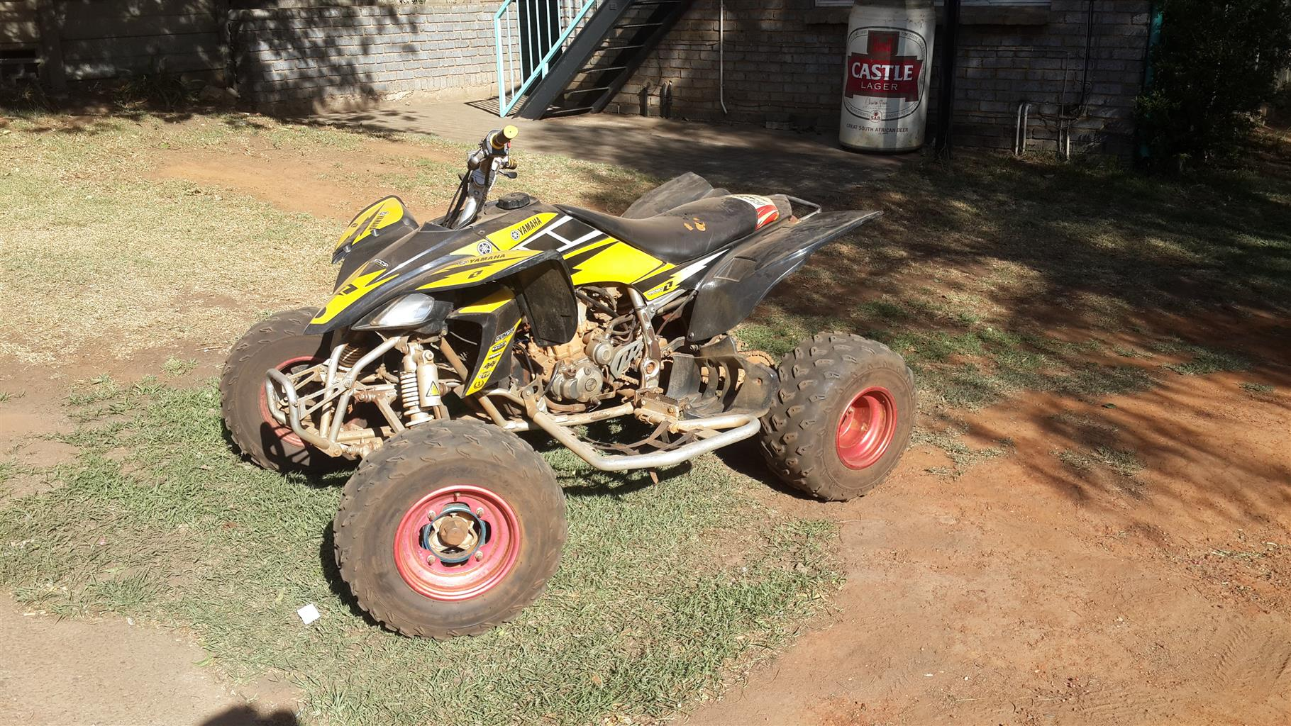 Yamaha YFZ 450 in South Africa | Junk Mail