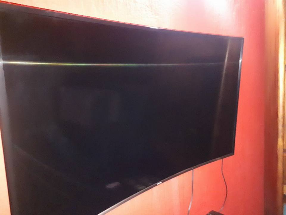 Samsung curve 40 inch LED Flat Screen