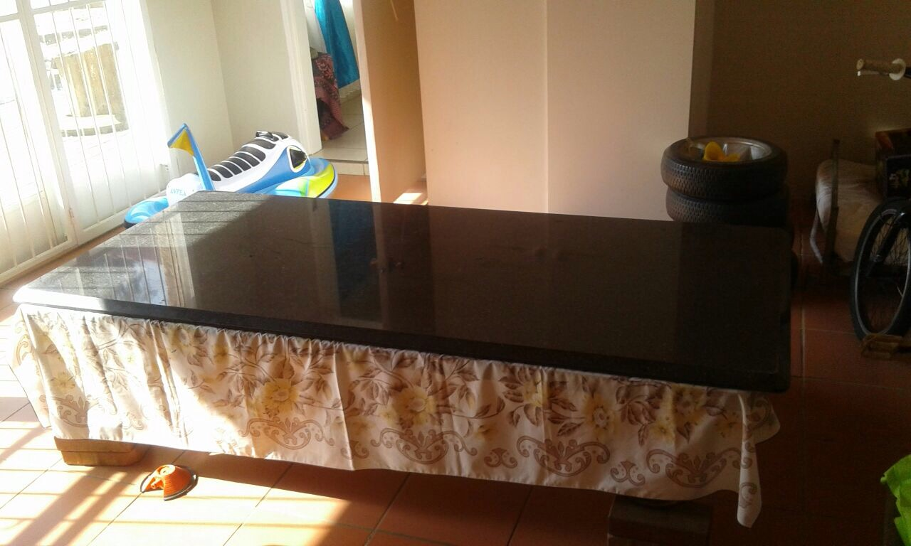 Black Granite Table Top For Sale Junk Mail
