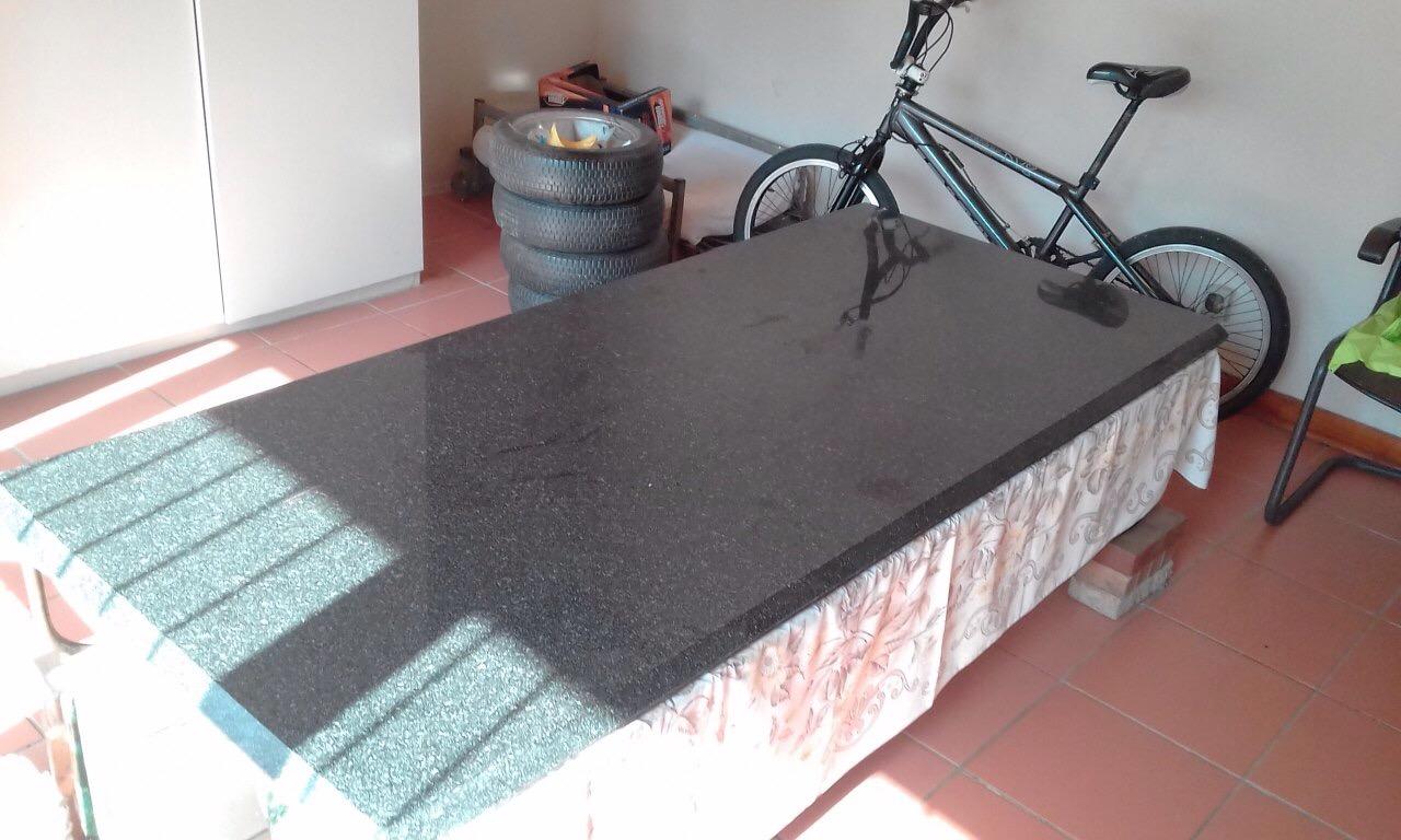 Black Granite table top for sale