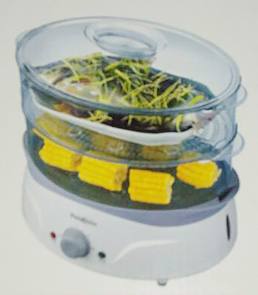 Palsonic Food Steamer  2 Layer