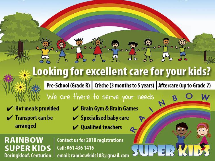 Rainbow Super Kids PreSchool