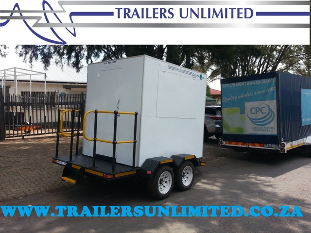 TRAILERS UNLIMITED CUSTOM BUILD TRAILERS TO YOUR SPECS.