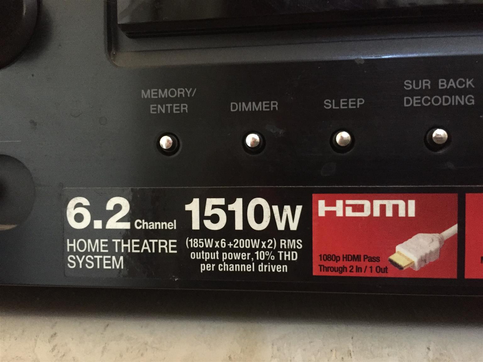 Sony HI FI music system | Junk Mail