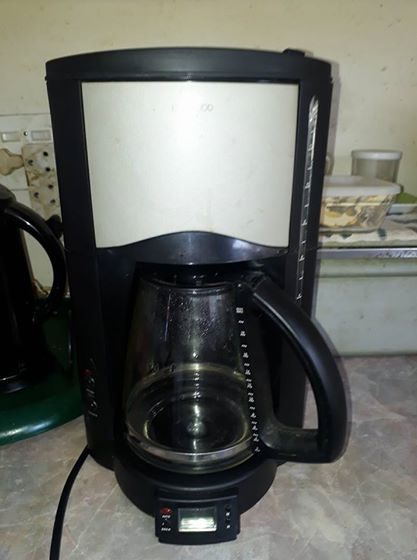 Kenwood coffee maker