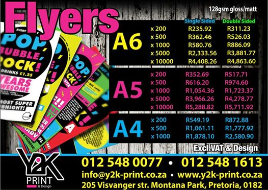 flyers printing pretoria nede whyanything co