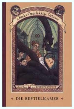 'n Reeks Ongelukkige Gebeure Boek 1 & 2 deur Lemony Snicket