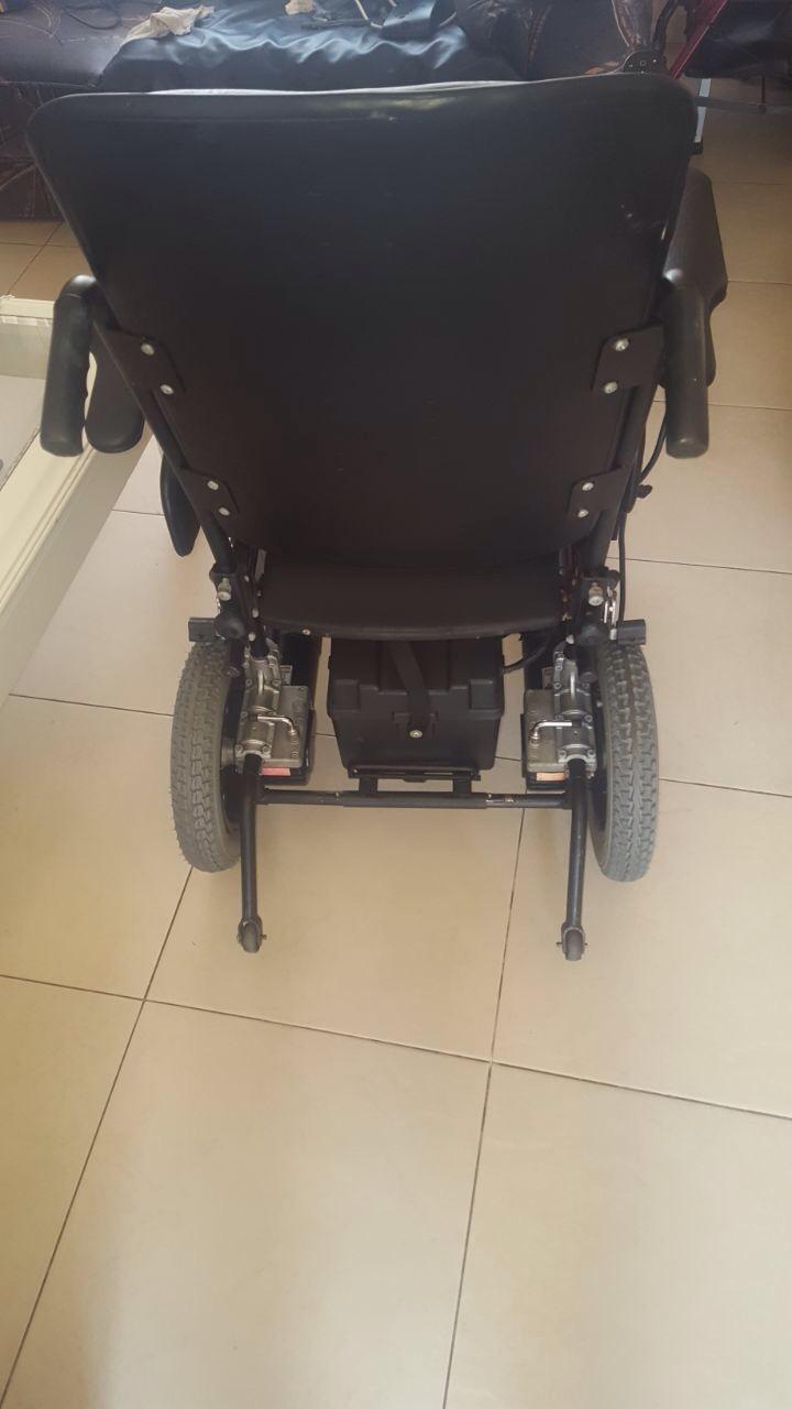 Invacare HarrierPlus electric wheelchair