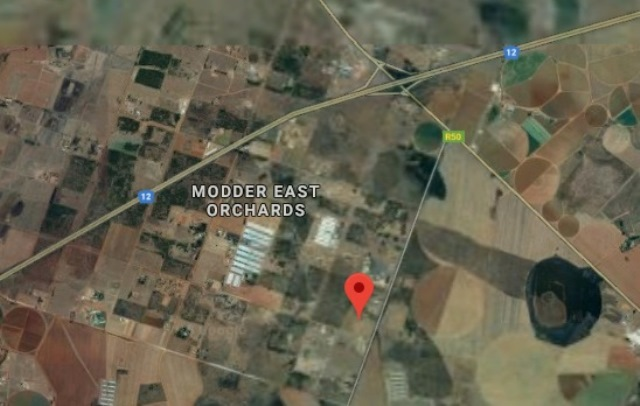 Four Hectare Land – Perfect For Truck Storage Yard – Eloff
