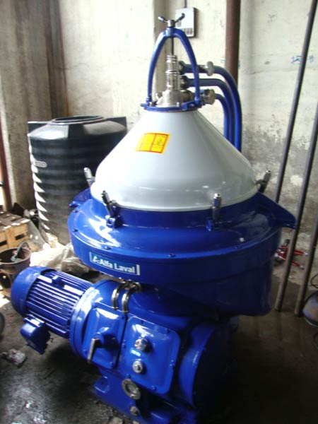 Reconditioned Alfa Laval oil purifier, separator centrifuge FOPX-613, FOPX-610, FOPX-613 spares