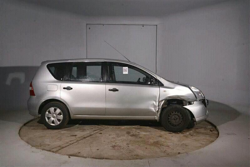 Nissan Livina Spares