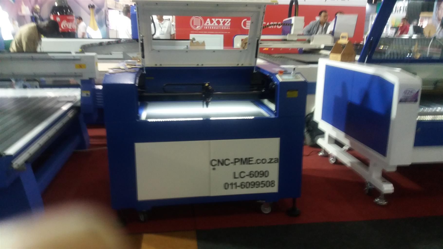 Kl 900mmx600mmx80w up/down table laser mach