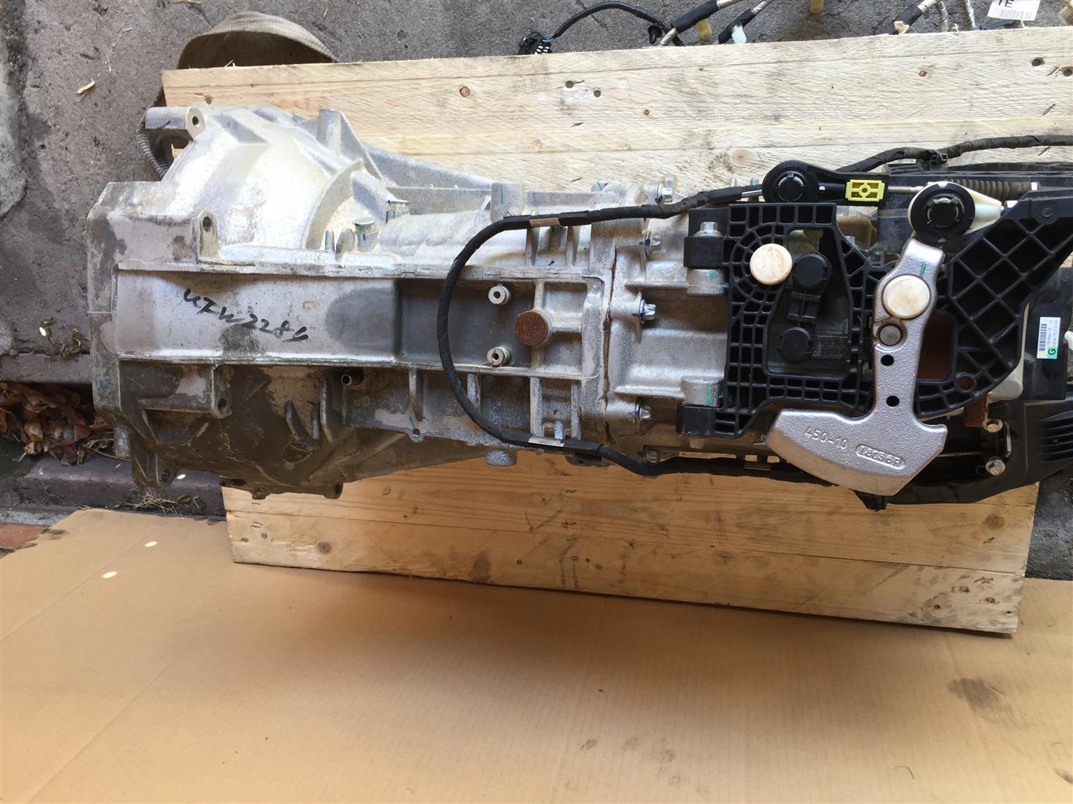 Gearbox & Diffs -