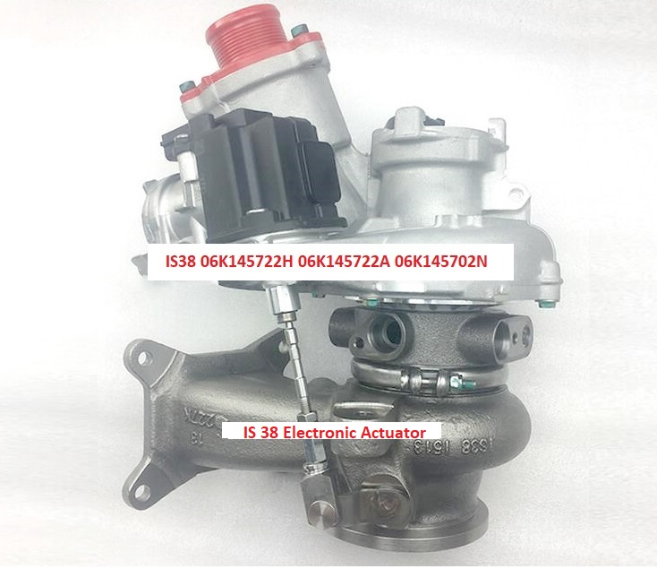 IS38 Electronic Actuator for VW MK7 R & Audi S3 Gen3 | Junk Mail