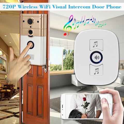 Video Doorbell Intercom-  J141