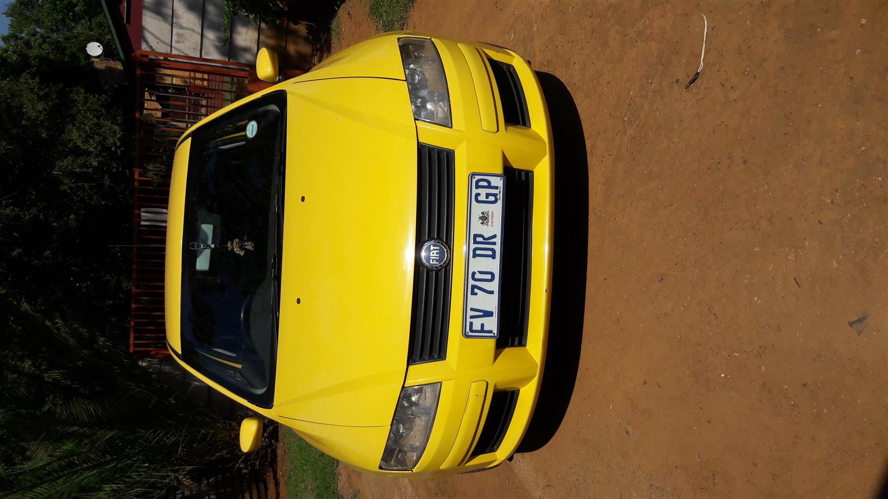2005 Fiat Stilo