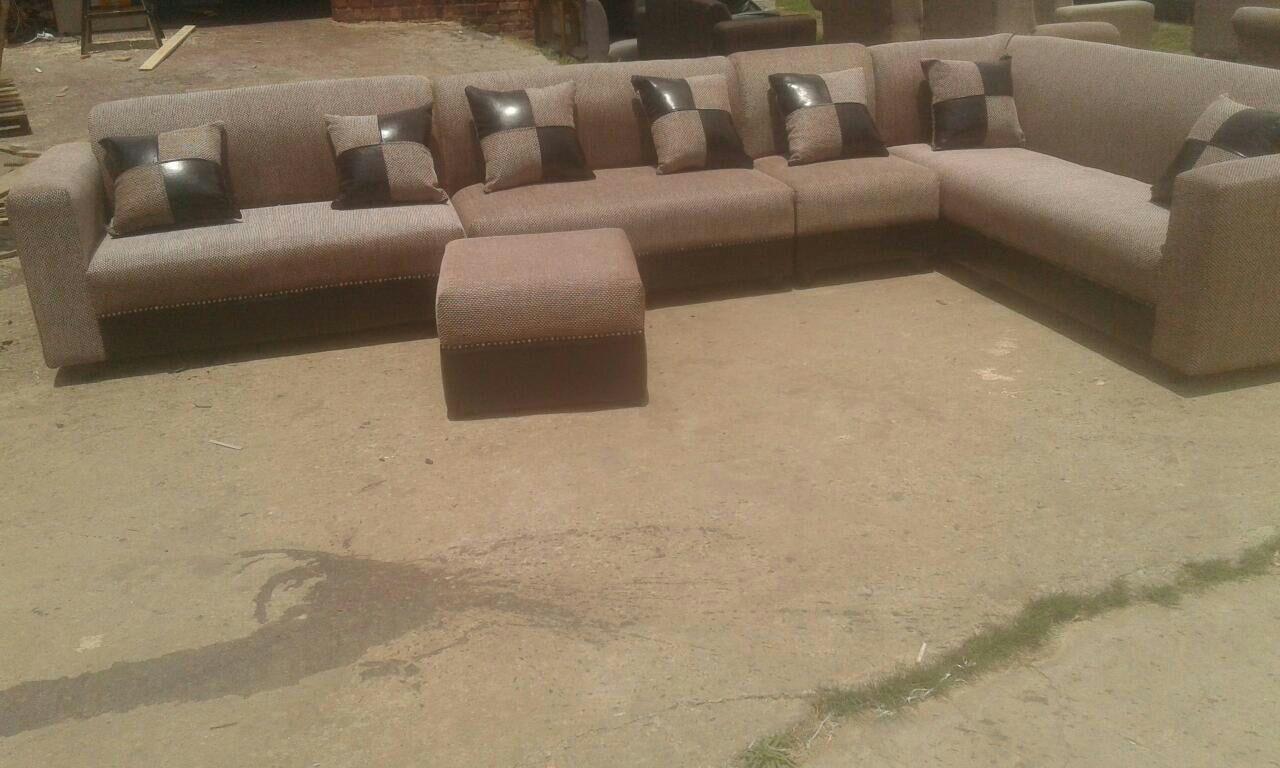 8 Seater Corner Lounge suite