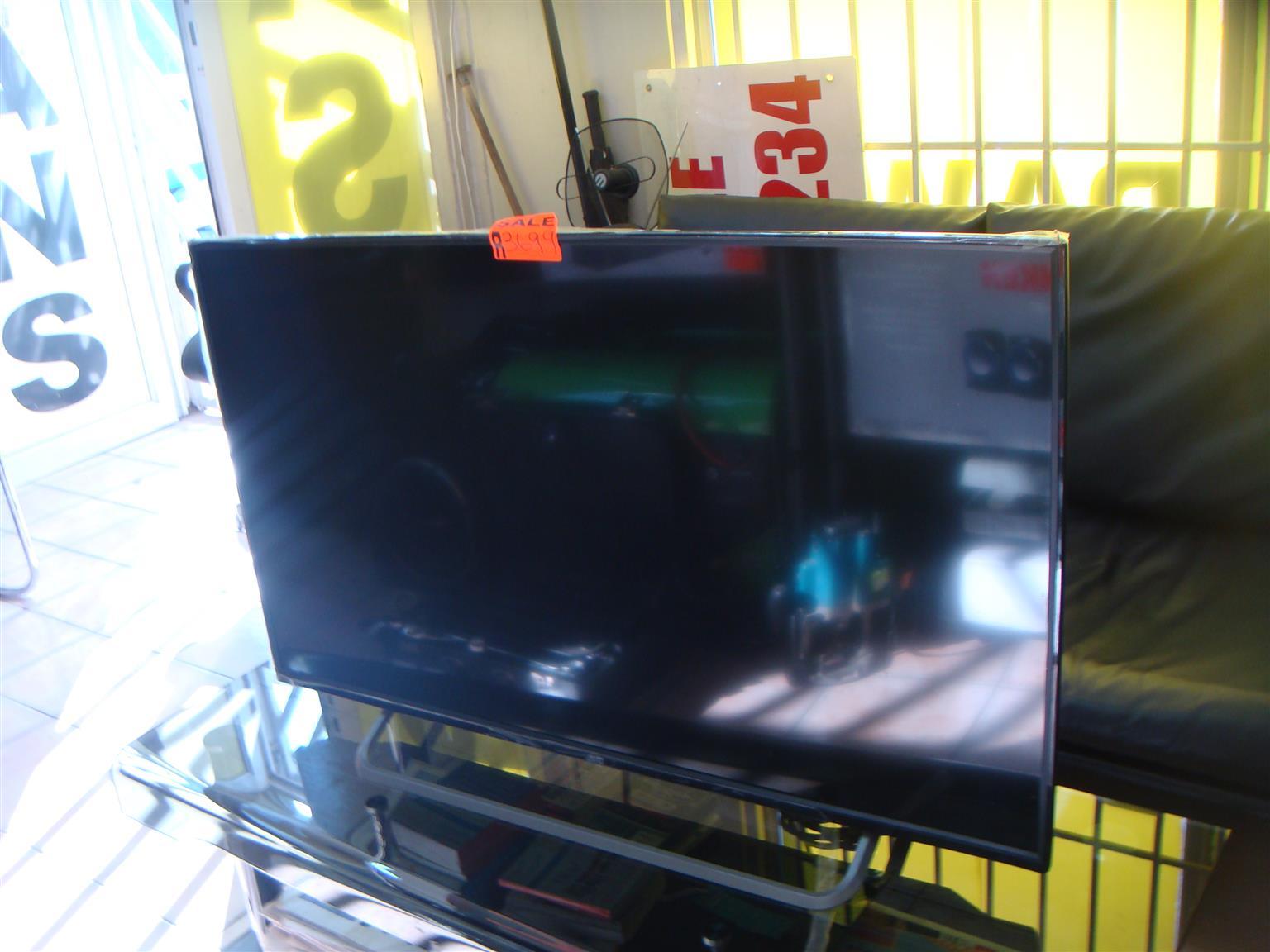 For sale JVC led tv 42'